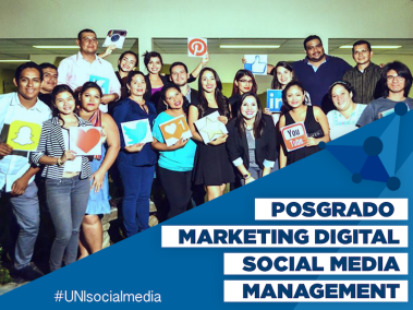 Posgrado Marketing Digital y social media Nicaragua